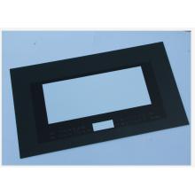 panneau en verre de four à micro-ondes de haute qualité