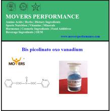 Grille alimentaire haute qualité Mineral Bis Picolinato Oxo Vanadium
