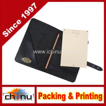 Portas de couro de negócios de viagem Notebook (520095)