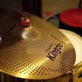 Pratos Quiet Low Volume 14 '' Pratos Hi-Hat
