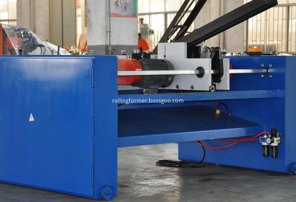 chamfer machine chamfering machine bevelling machine (12)