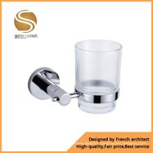 Aluminium Single Square Fitting Tumbler Holder (AOM-8301)