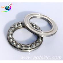China fornecedor Rolamento de esferas 51216 Rolamentos de esferas de impulso para a bomba de água