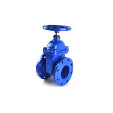 rising stem ductile iron gear box gate valve DN300 12 inch PN25