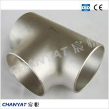 A403 с (CR304, S30400) АСТМ БВ-фитинг стальной Тройник