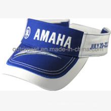 Top qualidade bordados esporte Racing dom visor (TRV005)