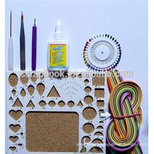 48 kits quilling couleurs Quilling papier fait main