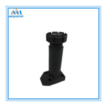 Furniture cabinet leg for kitchen cabinet