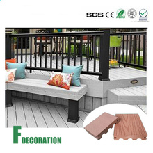 WPC Kunststoff Holz Composite Outdoor Decking