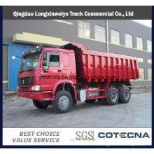 HOWO Brand Stone Loading Dump Tipper Truck