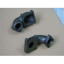 Industrial Galvanizing Finish Smooth Surface Ductile Iron Casting Parts