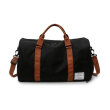 Large High Quality Outdoor Travel Sports Gym Bag Women Man Travel Duffle Bag With Shoe Compartment