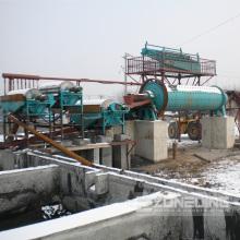 Usine de traitement de minerai de Limonite de prix d'usine