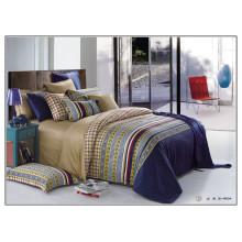 133 * 72 Luxuxmuster weiche Qualitätsreaktive Baumwolle druckte Großhandelsköniggrößen-Tröster-Sätze