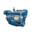 400hp to 500hp Chinese 6 cylinder nantong diesel marine Engine weichai marine diesel engine prices