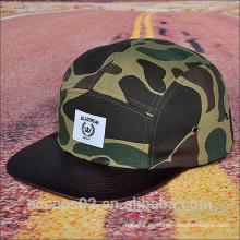 Sombreros de snapback de camuflaje hecho en china