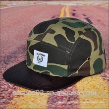 Chapeaux de snapback de camouflage fabriqués en Chine