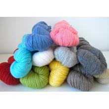 Patrones de tejer bufanda Hilados de alpaca de punto grueso baratos