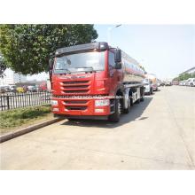 Caminhão de transporte de óleo FAW 32.5CBM 8x4