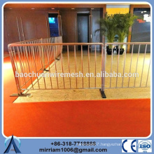 various size Crowed Control Barrier event barrier for sale