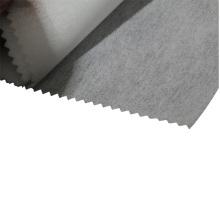 entoilage en tissu non tissé soluble dans l'eau