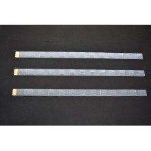 Transparent Supermarket Hang Strip