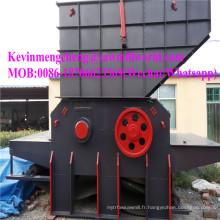 Machine mobile de broyeur de moignon de moteur diesel de broyeur de déchiqueteuse en bois de tambour