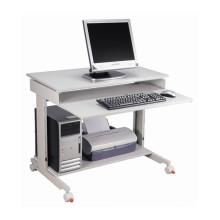 Bureau d'ordinateur de gros d'usine avec table de bureau de bureau à faible prix Table d'ordinateur