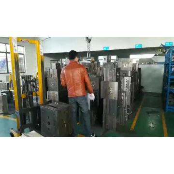 Base de molde NAK80 profesional para estampar piezas / piezas de inyección