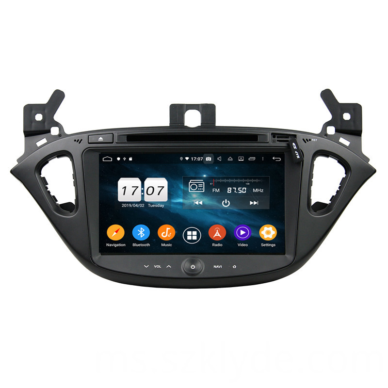 car multimedia units for CORSA
