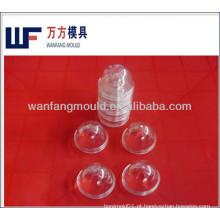 molde largo da pré-forma da garrafa do bico da boca