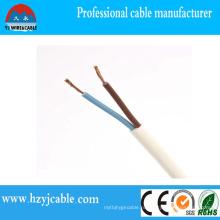 Многожильный многожильный медный гибкий кабель