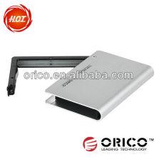 "ORICO 2598US USB2.0 2.5 ""SATA Gabinete de almacenamiento externo móvil, cubierta de disco duro"