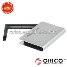 """ORICO 2598US USB2.0 2.5 """"SATA boîtier de stockage externe mobile, boîtier du disque dur"""