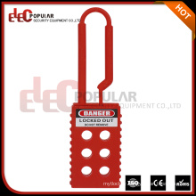 Elecpopular High Demand Products Safety Flexible Hasps Insulation Nylon Lockout Hasp