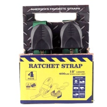 Amazon 4er Pack Surfboard Ratchet Tie Down