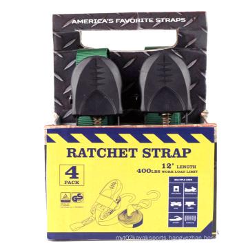 Amazon 4 Pack Surfboard Ratchet Tie Down