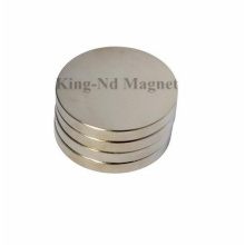 2: 17 Without Coating Disc High Temp Samarium Cobalt Permanent Magnet