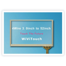 4Wire Resistive Touch Screen