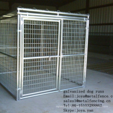 Прочная крыша 5'x10'x6' анти-ржавчины собака бежит
