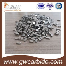 Cemented Carbide Saw Tips for Metal Cutting