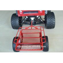 Metall Anhänger für 1/10-Jeep-Auto