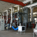 Vertical Grinding System for Powder Coating