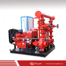 Fire Fighting Diesel Engine Centrifugal Water Pump (set)
