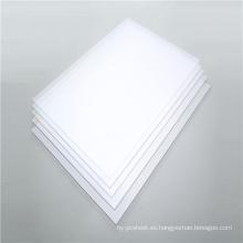 Láminas protectoras de película transparente de policarbonato resistente al calor