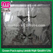 Tuchverpackungsbeutel mit Luftloch opp Plastikbeutel