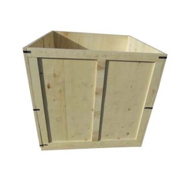 Fjernbar Fumigation Wooden Box / Case