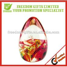 Presse-papier acrylique Crystal Clear