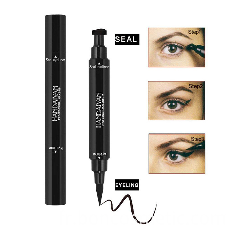 Double-ended Liquid Eyeliner Pencil
