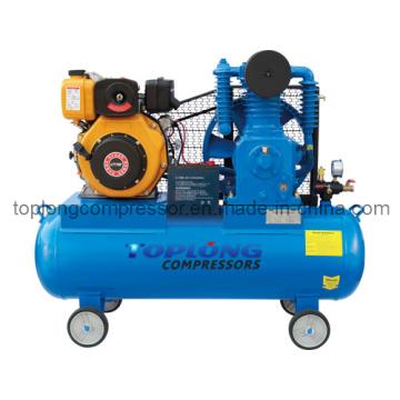 Gasoline Petrol Diesel Driven Air Compressor Air Pump (Td-0.53/12)